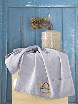 Полотенце ТомДом Брекфест (серый)