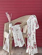 Полотенца ТомДом Пэриз (роза) полотенца devilla полотенце senses цвет старая роза 55х100 см