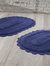 Коврик для ванной ТомДом Локал (синий) стоимость