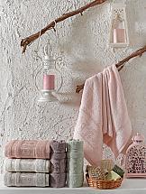 Комплект полотенец ТомДом Нурия