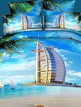 Постельное белье ТомДом Дубай свитшот print bar дубай