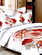 Постельное белье ТомДом Розовый сад цена