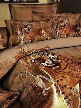 Постельное белье ТомДом Сафари постельное белье томдом весенний сад