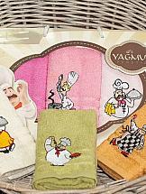Комплект полотенец ТомДом Аоста