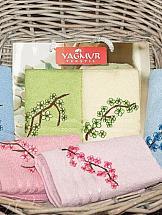 Комплект полотенец ТомДом Доль (№ 2) полотенца томдом дженди