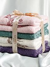 Комплект полотенец ТомДом Асаго