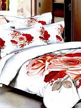 Постельное белье ТомДом Розовый сад постельное белье томдом весенний сад