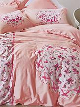 Постельное белье ТомДом Simple постельное белье томдом весенний сад
