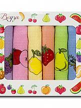 Комплект полотенец ТомДом Валуар (№ 1) набор кухонных полотенец 5 штук karna twist 30x30 5115 char004 зеленый