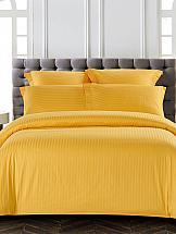 Постельное белье ТомДом Викка (ярко-желтое)
