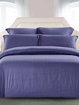 Постельное белье ТомДом Викка (темно-синий) цена