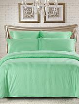 Постельное белье ТомДом Викка (нежно-зеленый)