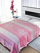 цены на Плед ТомДом Стия (розовый) в интернет-магазинах