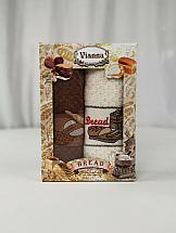 Комплект полотенец ТомДом Бегар (хлеб)