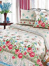 Постельное белье ТомДом Анжелика постельное белье этель горные вершины комплект евро бязь 2968344
