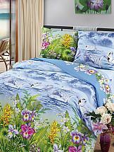 Постельное белье ТомДом Денсто постельное белье этель горные вершины комплект евро бязь 2968344