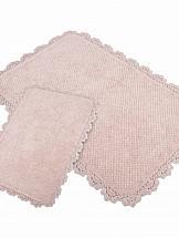 Коврик для ванной ТомДом Паломи (розовый) стоимость