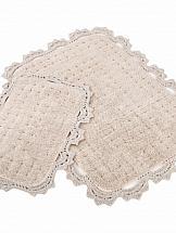 Коврик для ванной ТомДом Гузоф (бежевый) коврик для ванной доляна собака 3105610 бежевый 50 х 70 см