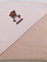 Полотенце ТомДом Медвежонок (бежевый) полотенце томдом гарвоя бежевый