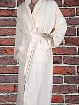 Халат ТомДом Полонея (экрю) размер XL халат женский marusя цвет бордовый 17110220 размер xxxxl 56