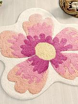 Коврик для ванной ТомДом Гондит (розовый)