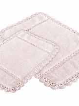 Коврик для ванной ТомДом Тито (розовый) цена