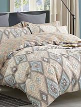 Постельное белье ТомДом Мейрон постельное белье этель пурпурное сияние комплект 2 спальный сатин 2733577