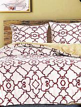 Постельное белье ТомДом Зелеви постельное белье valtery c 242 комплект 2 спальный сатин печатный