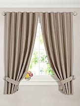 Комплект штор ТомДом Нилир (коричневый) комплект штор томдом карас мятно коричневый