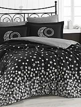 Постельное белье ТомДом Андромеда (черный)