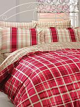 Постельное белье ТомДом Суэлита (красный)
