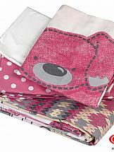 Постельное белье ТомДом Томбик (розовое)