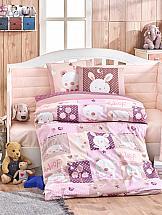цена Постельное белье ТомДом Снупи (розовый с одеялом) онлайн в 2017 году