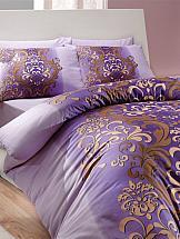 Постельное белье ТомДом Алмеда (фиолетовый)