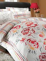 Постельное белье ТомДом Арабелла (красный)