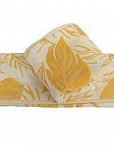 Полотенце ТомДом Робле (желтый) полотенце для ванной wess unbeaujour цвет желтый бордовый 70 х 140 см