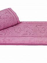 Полотенце ТомДом Кортиер (розовый)