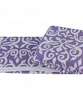 Полотенце ТомДом Вертензи (фиолетовый) полотенце махровое gonca esra 50х90 см 1158829