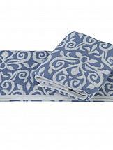Полотенце ТомДом Кортенза (синий)