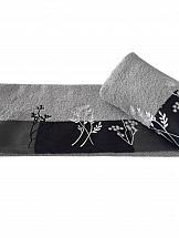 Полотенце ТомДом Форлис (серый)