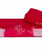 Полотенце ТомДом Флотер (розовый)