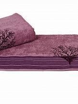 Полотенце ТомДом Палемо (фиолетовый)