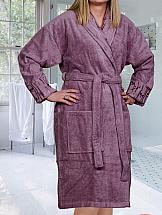 Халат ТомДом Марнеса (темно-фиолетовый) XL халат женский батья