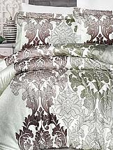 цена Постельное белье ТомДом Энгорта (светло-зеленый) онлайн в 2017 году