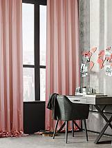 Комплект штор ТомДом Тафти (пыльная роза) шкаф пенал opadiris риспекто 30 r слоновая кость ручки бронза