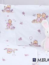 купить Постельное белье ТомДом Бимбо (розовый) дешево