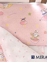 цена Постельное белье ТомДом Тунти (розовый) онлайн в 2017 году