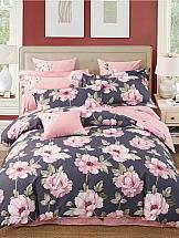 Постельное белье ТомДом Марвей постельное белье cleo кпб сатин набивной люкс дизайн 320 семейный