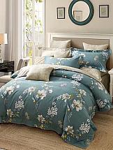 Постельное белье ТомДом Нэсси постельное белье cleo кпб сатин набивной люкс дизайн 320 семейный