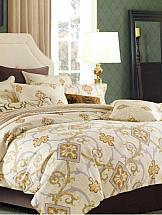 Постельное белье ТомДом Харлис постельное белье cleo кпб сатин набивной люкс дизайн 320 семейный